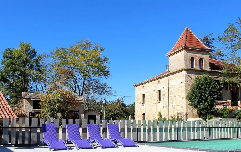 Location de vacances - Gîte à Molières