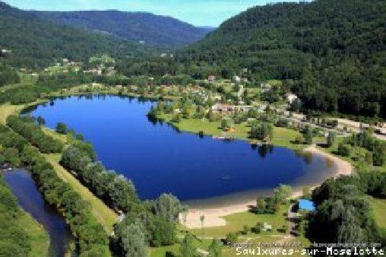 Location de vacances - Maison - Villa à Ventron - base de loisir de saulxure sur moselotte a 6 kms.