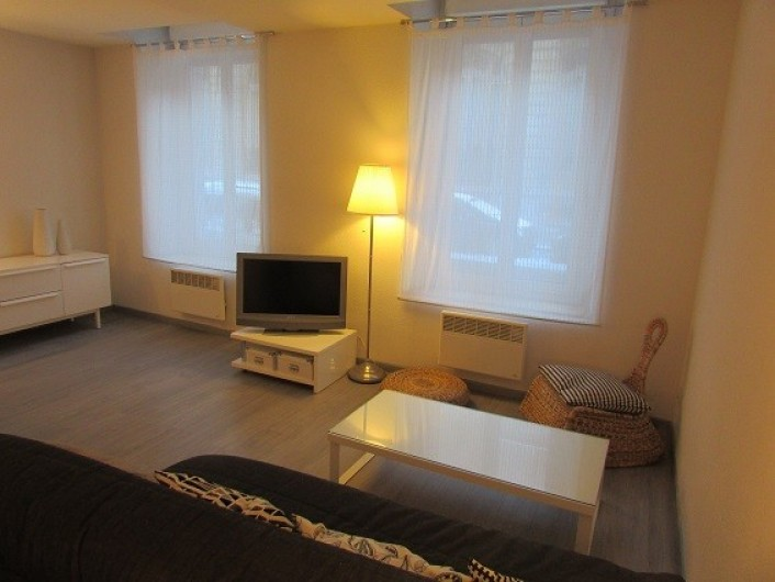 Location de vacances - Appartement à Cauterets - Coin salon