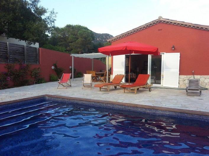 Location de vacances - Villa à Santa Cristina d'Aro
