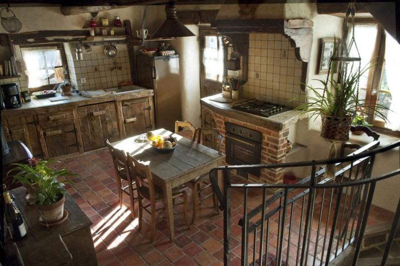 Location de vacances - Gîte à Chirassimont - Cuisine