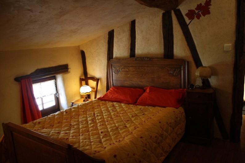 Location de vacances - Gîte à Chirassimont - Chambre 2