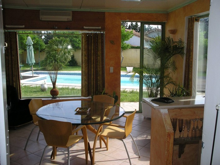 Location de vacances - Villa à Aubord