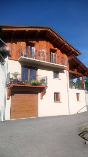 Location de vacances - Chalet à Bourg-Saint-Maurice - Extérieur