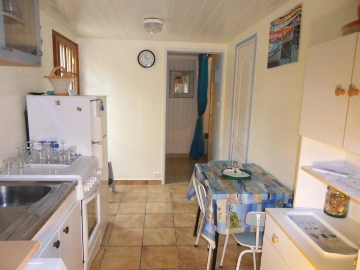 Location de vacances - Appartement à Apremont - Cuisine Location