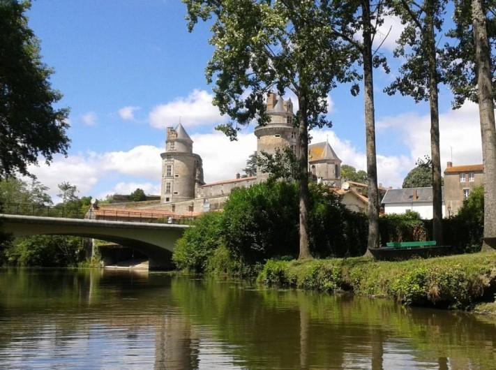 Location de vacances - Appartement à Apremont - Pont Rivière Village