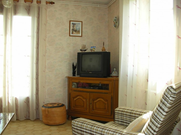 Location de vacances - Appartement à Avançon - salon