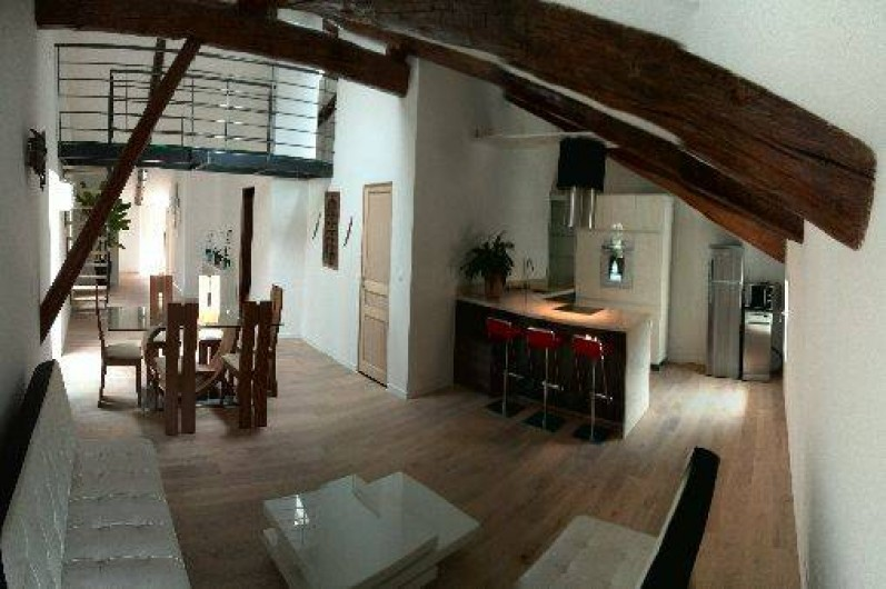 vaucluse logement orange
