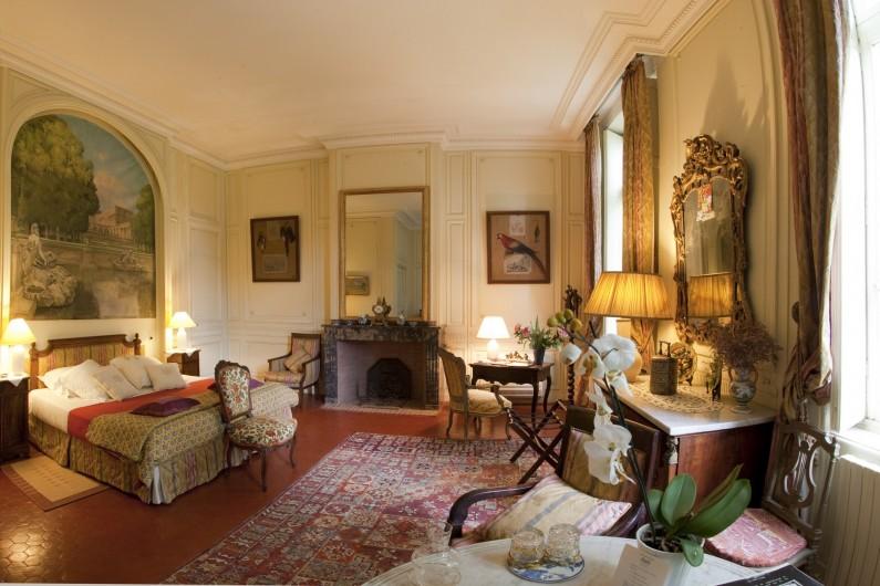 Location de vacances - Chambre d'hôtes à Béziers - Chambre Jaune