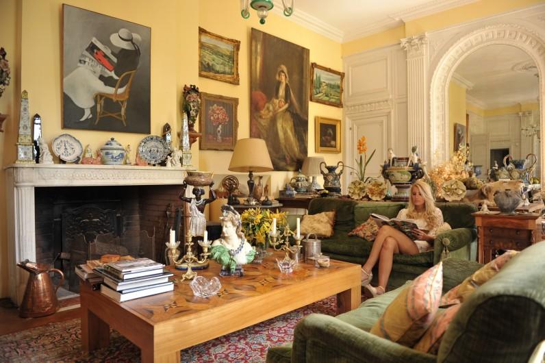 Location de vacances - Chambre d'hôtes à Béziers - Salon Art & Fantaisie
