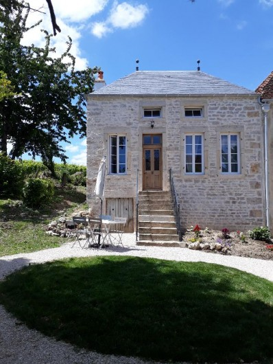 Location de vacances - Villa à Vosne-Romanée - Maison en pierre
