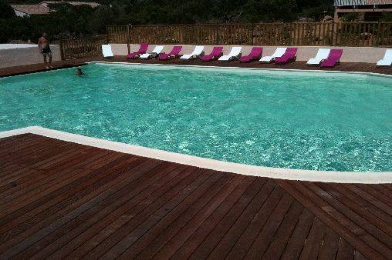 Location de vacances - Appartement à Porto-Vecchio