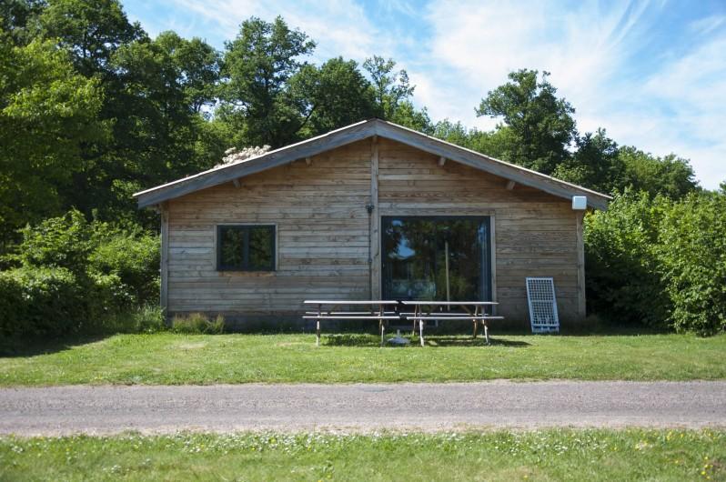 Location de vacances - Camping à Pressignac - Chalet