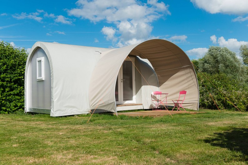 Location de vacances - Camping à Pressignac - Coco Sweet