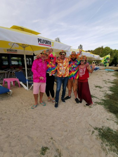 Location de vacances - Camping à Pressignac - L'équipe