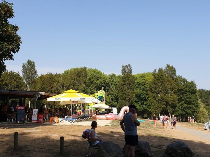 Location de vacances - Camping à Pressignac - Snack/bar