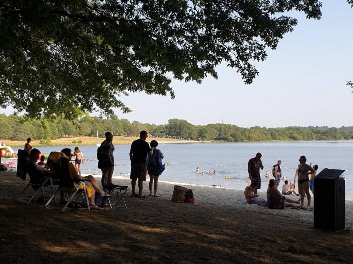 Location de vacances - Camping à Pressignac - Espace nature