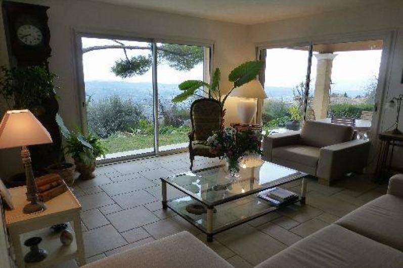 Location de vacances - Villa à Grasse
