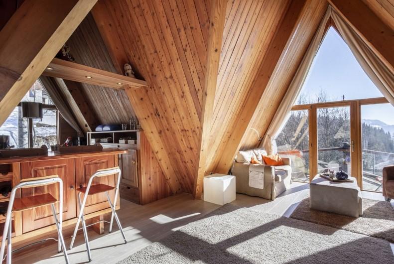 Location de vacances - Chalet à Bourg-Saint-Maurice - Vue intérieure