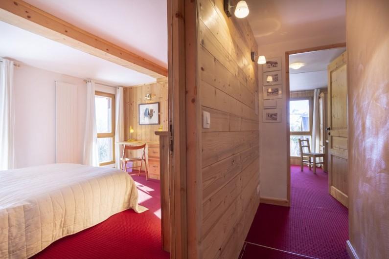 Location de vacances - Chalet à Bourg-Saint-Maurice - Vers Chambre 3
