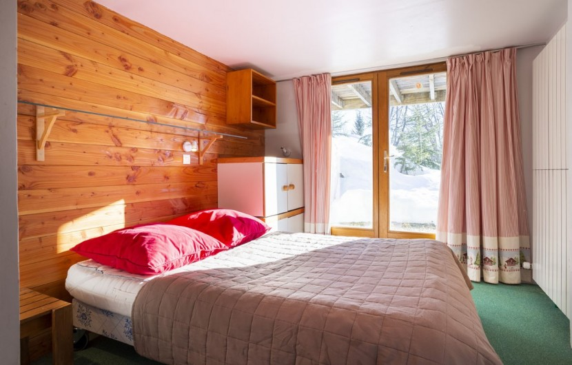 Location de vacances - Chalet à Bourg-Saint-Maurice - Studio