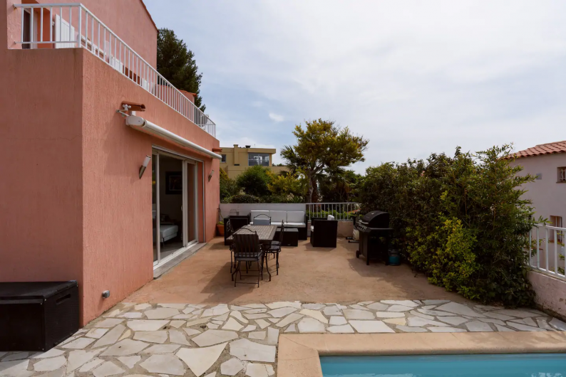 Location de vacances - Villa à Bandol