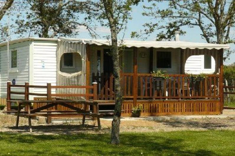 Location de vacances - Bungalow - Mobilhome à Pornic