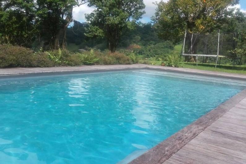 Location de vacances - Bungalow - Mobilhome à Le Morne Rouge