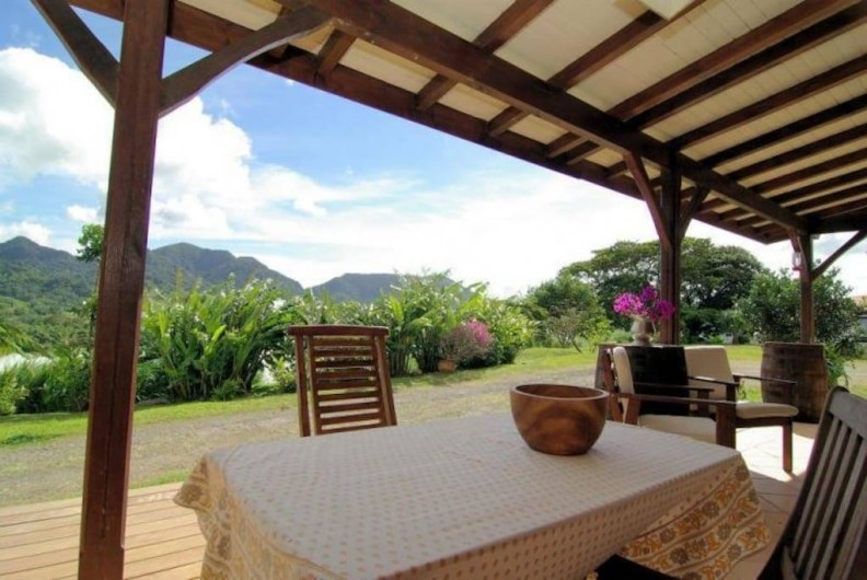 Location de vacances - Bungalow - Mobilhome à Le Morne Rouge