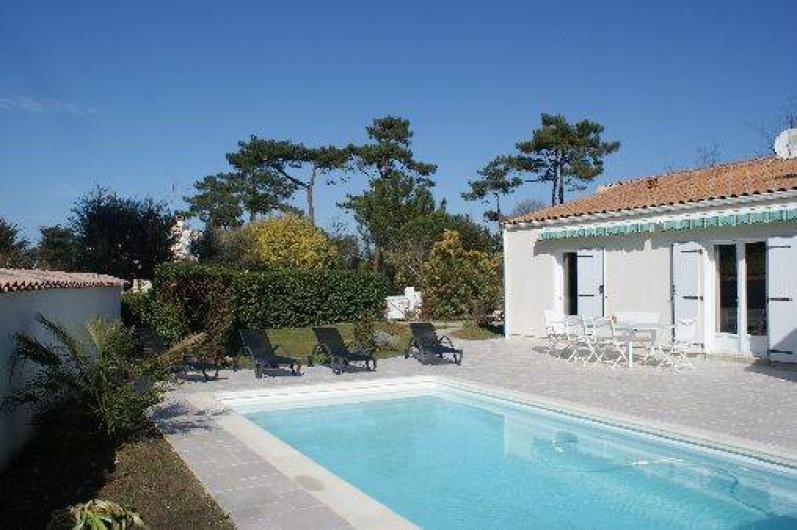 location de vacances villa le grand village plage - Location Ile D Oleron Avec Piscine