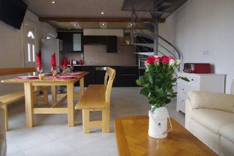 Location de vacances - Gîte à Ploumilliau
