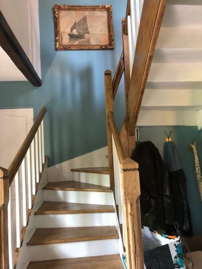 Location de vacances - Maison - Villa à Le Croisic - escalier
