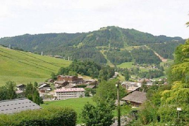 Location de vacances - Appartement à La Clusaz