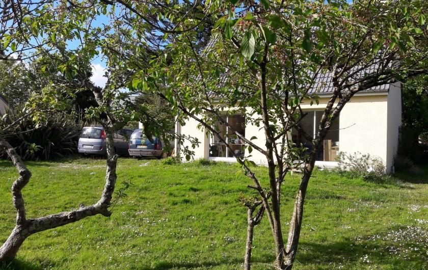 Location de vacances - Gîte à Urville-Nacqueville