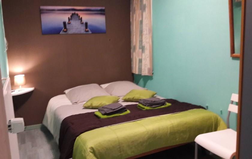Location de vacances - Appartement à Blankenberge - chambre 2