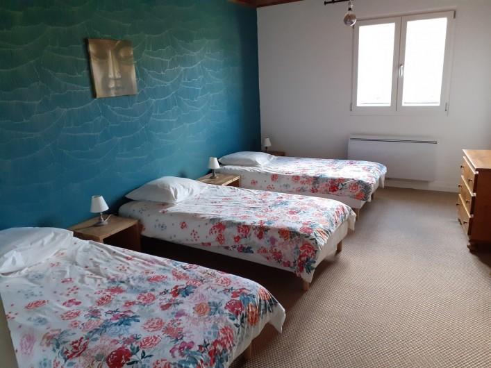 Location de vacances - Appartement à Chastreix - CHAMBRE 3