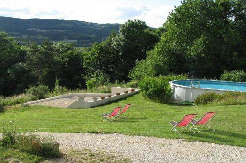Location de vacances - Gîte à Alboussière