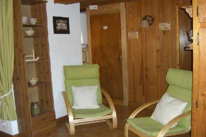 Location de vacances - Chalet à Les Rousses