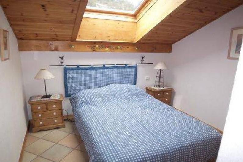 Location de vacances - Appartement à Méribel - CHAMBRE DU BAS