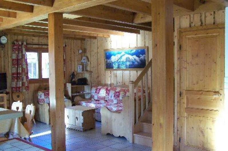 Location de vacances - Chalet à La Tania