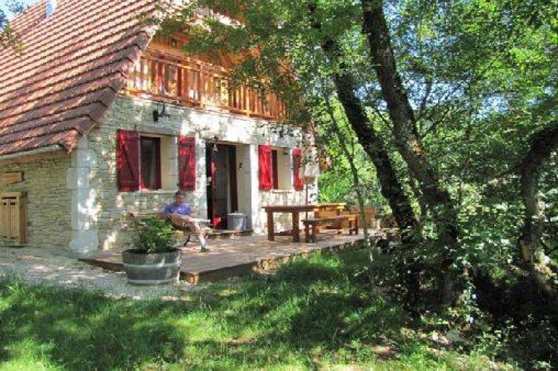 Location de vacances - Gîte à Lavercantière