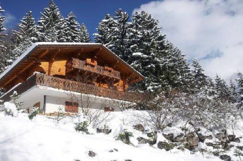 location chalet ski station familiale