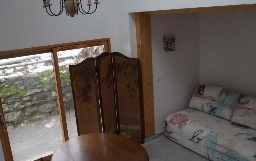 Location de vacances - Appartement à Vaujany - Détail de l'entrée