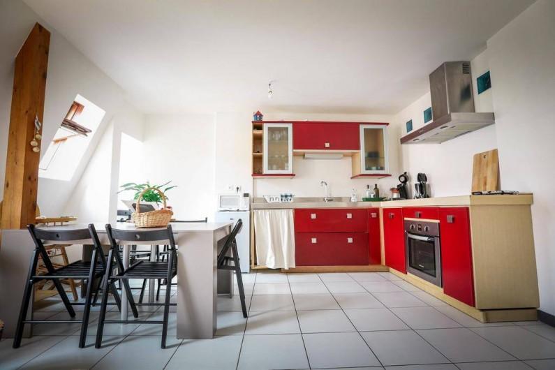 Location de vacances - Appartement à Colmar