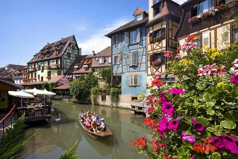 Location de vacances - Appartement à Colmar - Colmar