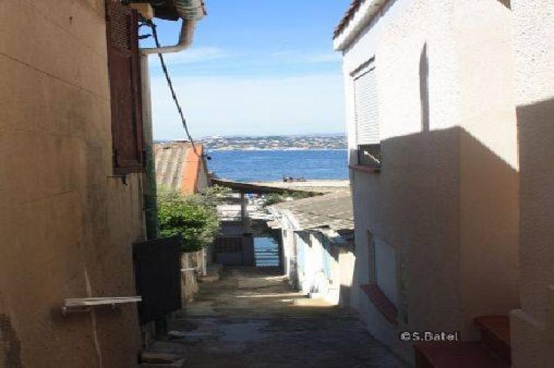 Location de vacances - Appartement à Marseille