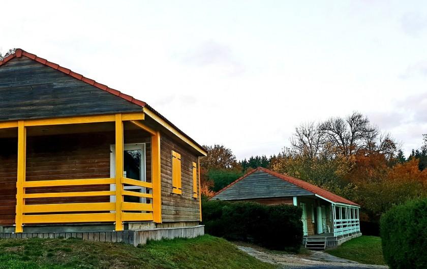 Location de vacances - Chalet à Blavignac