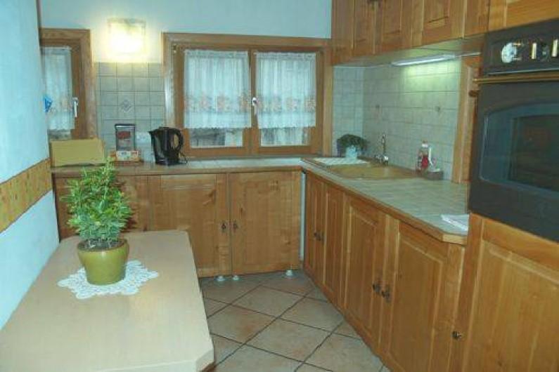 Location de vacances - Maison - Villa à Saint-Hippolyte - cuisine totalement équipée