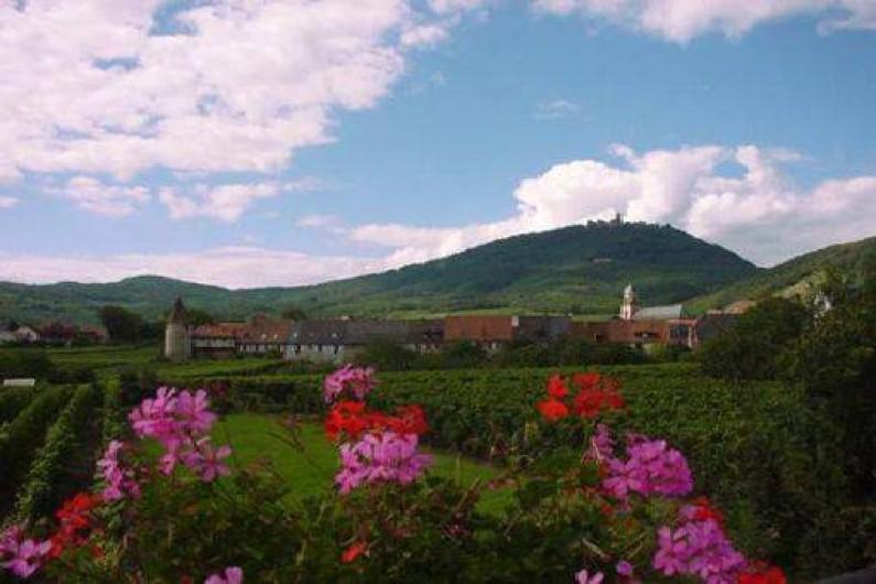 Location de vacances - Maison - Villa à Saint-Hippolyte - village de Saint Hippolyte