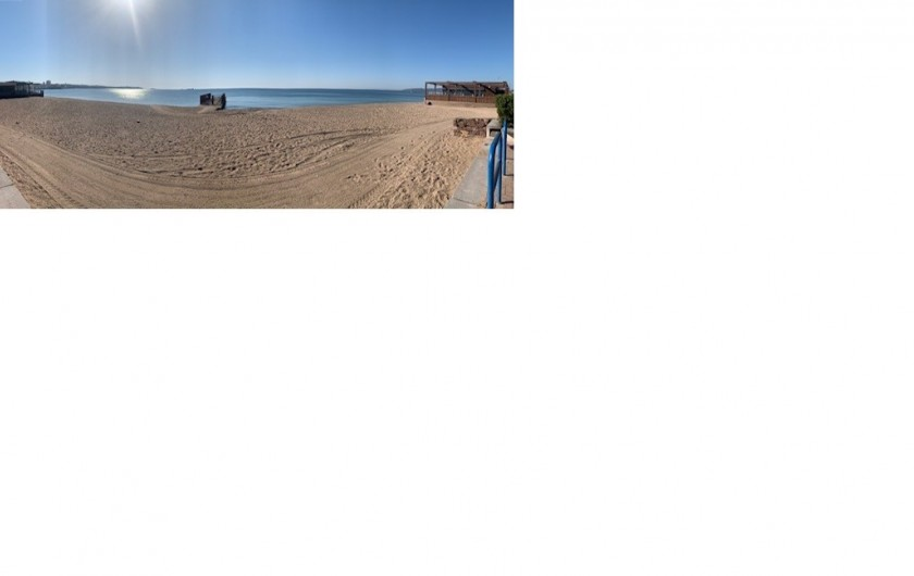 Location de vacances - Villa à Fréjus - FREJUS plage